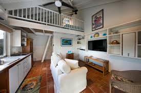 vacation rental studio apartment in coral bay aft cabin