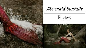 suntail mermaid tail review and 10 coupon code