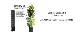Watering Vertical Gardens - edible walls prices for planted living walls