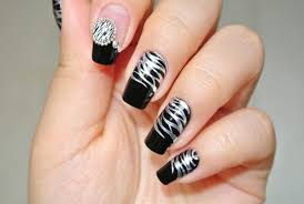 to do nail art designs step by step for beginners