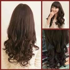hair clip murah cari hair klip hair clip murah lengkap curly lurus hitam coklat