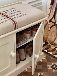 77 Best Shoe Benches Images On Pinterest Shoe Bench Entryway