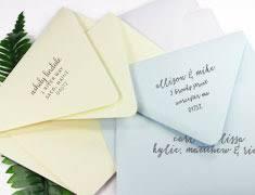 wedding envelopes wedding envelope printing envelope addressing service