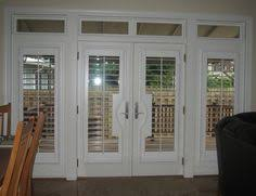 plantation shutters for french doors what these for my sliding