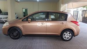 nissan tiida 2008 nissan tiida 2009 hatchback model for sale qatar living