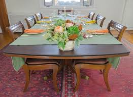 Fitted Dining Room Chair Covers by Dining Room Chic Ideas Of Dining Room Table Protector