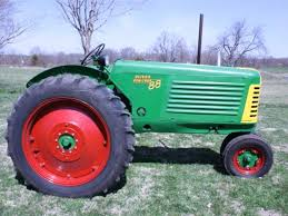 illinois oliver tractor auction
