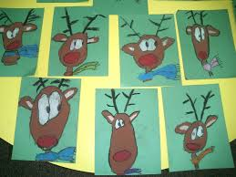 directed drawing rudolph u0027s holiday ideas pinterest directed