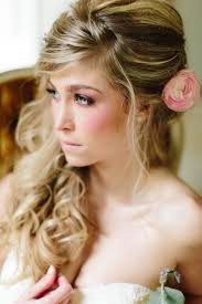 how to do side hairstyles for wedding romantic side swept wedding hair mon cheri bridals