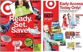 see target s 2017 black friday ad with all of the door busting deals