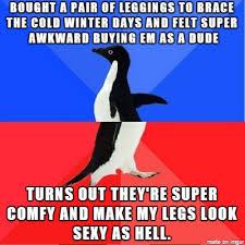 Leggings Meme - a dude in leggings meme on imgur