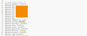 Hex Color Yellow by Plugins Notepad Hover Preview On Link Or Color Stack Overflow