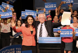 presidents of the united states tulsi u0027s speech nominating bernie sanders for president of the