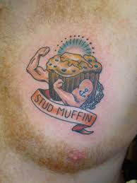 tattoo pictures for men on arms 75 hilarious tattoos wiggum wuv guff