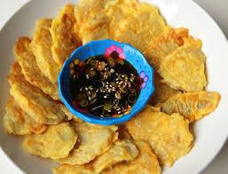 korean food photo maangchi s persimmon punch maangchi com korean snack recipes from cooking korean food with maangchi