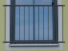 franzã sischer balkon glas französischer balkon basic pulverbeschichtet kaufen