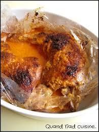 quand nad cuisine cuisses de poulet au paprika en papillote quand nad cuisine