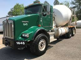 kenworth trucks for sale in texas 2006 kenworth t800 concrete mixer ready mix truck for sale