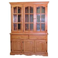 Dining Room Sets With China Cabinet Home Styles Arts U0026 Crafts China Cabinet Cottage Oak Hayneedle