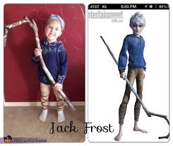 Jack Jack Halloween Costume Jack Frost Costume Photo 2 2