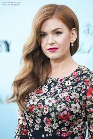 fashioned hair isla fisher long gatsby hairstyle with old fashioned waves