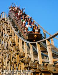 Six Flags Great Adventure Reviews Photo Of The Day El Toro At Six Flags Great Adventure Great