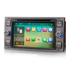 android 6 head unit dab radio dvd satnav gps stereo for ford 6000