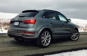 audi jeep q3 2017 audi q3 quattro review u2013 at what cost the truth about cars