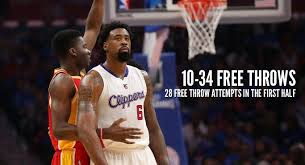 Deandre Jordan Meme - deandre jordan laughs walks out of postgame conference when