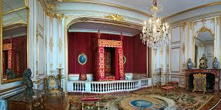 chambres d h es chambord 6 château de chambord chambre d apparat louis xiv lit a