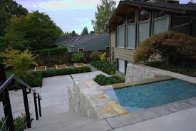 modern house landscape design ideas seasons of home mid century