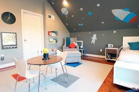 chambre pour enfant dans les tons gris 25 idées de décoration