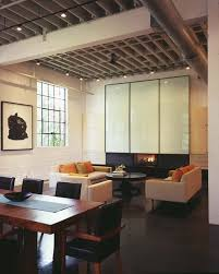 Interior Design Mid Century Modern by Contemporary Loft Design With Mid Century Modern Interiors