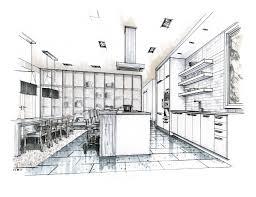 Open Kitchen Restaurant Design Kitchen Design Mick Ricereto Interior Product Design Page 6