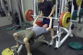 what should i be benching for my weight stop shaking when doing the bench press