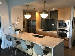 Condominium Kitchen Design by Kitchen Gallery Renowned Renovation