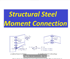 structural steel moment connection pdf civil engineering program