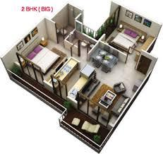 4th apple oak residency in ghansoli mumbai price location map
