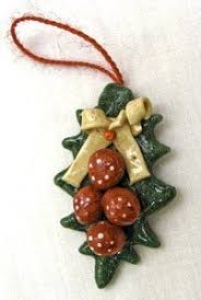 sealing salt dough ornaments the artful crafter