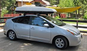 roof rack for toyota prius bwca roof rack for a prius boundary waters gear forum