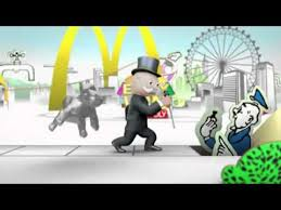 mcdonalds uk monopoly commercial actress consumer behaviour and experiential marketing mcdonald s monopoly