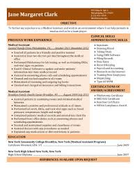 Nursing Resume Skills Berathen Com by Medical Assistant Resume Skills Berathen Com