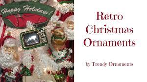 2017 retro ornaments at trendy ornaments