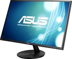 asus monitor black friday asus vn247h p led monitor 23 6