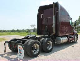 t2000 kenworth truck parts 2006 kenworth t2000 semi truck item h8202 sold july 21