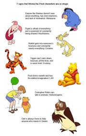 Pooh Meme - 7 signs that winnie the pooh characters are memerial net