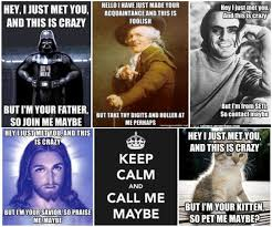 Call Me Maybe Meme - call me maybe meme death watch the jesuit post