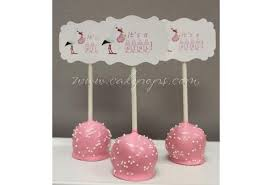 baby shower cake pop gifts candy u0027s cake pops