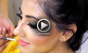 bridal makeup tutorial indian bridal makeup tutorial with pictures and steps