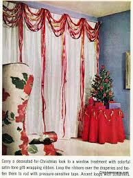 Christmas Kitchen Curtains by Living Room Astonishing Christmas Curtains For Living Room Ideas